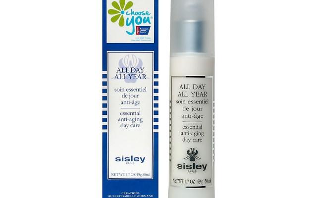 Tagesschutz Creme All Day All Year von Sisley