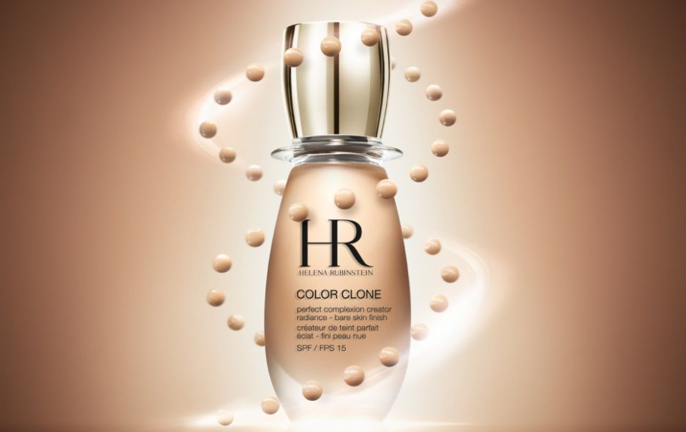 Color Clone foundation by Helena Rubinstein