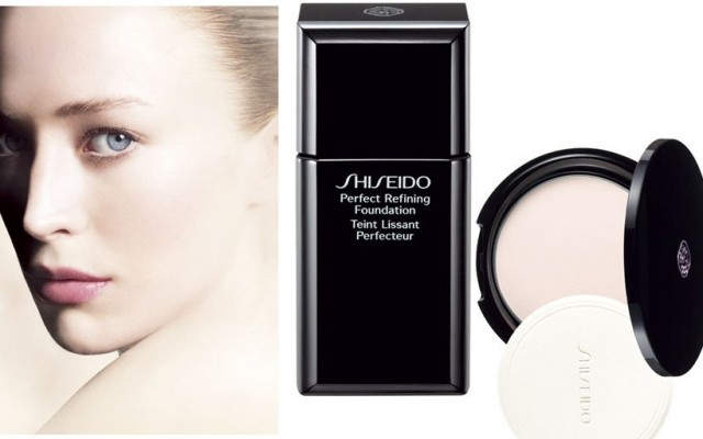Die Foundation Sheer and Perfection von Shiseido