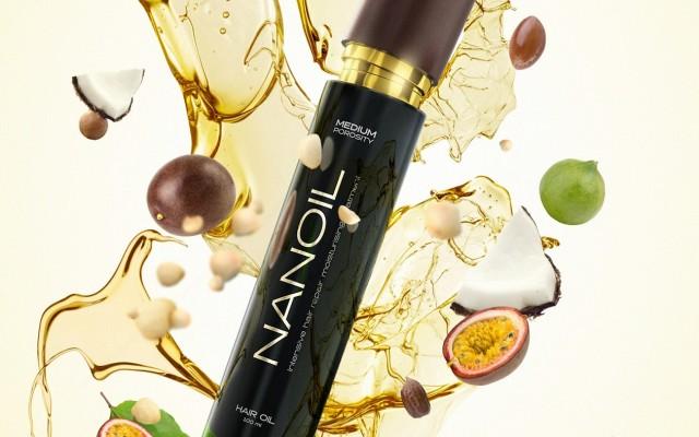 Haaröle Nanoil – der beste Haarmechaniker