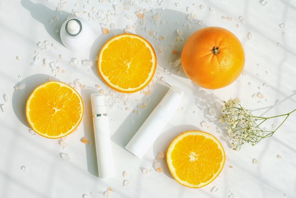 beste Gesichtsseren mit Vitamin C